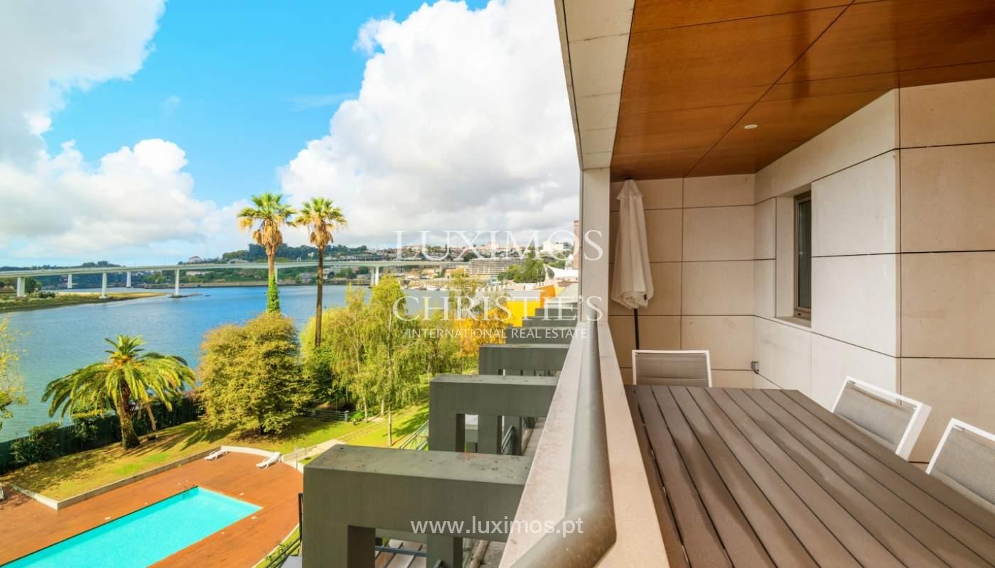 Luxus-Wohnung am 1. Fluss, zu verkaufen, in Gondomar, Porto, Portugal_151079