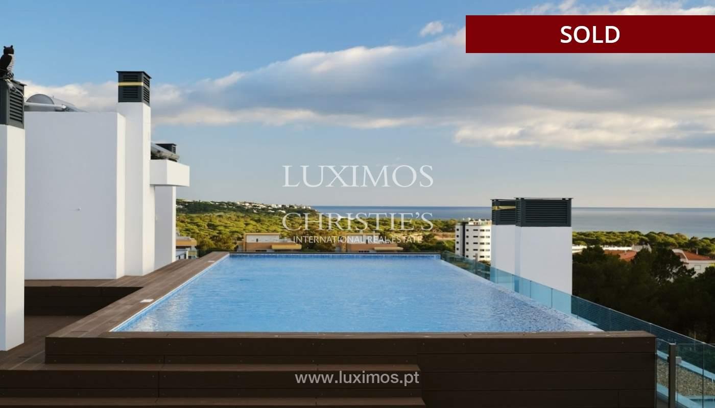 Geräumige 3-Zimmer-Wohnung, in Strandnähe, Quarteira, Algarve_151130