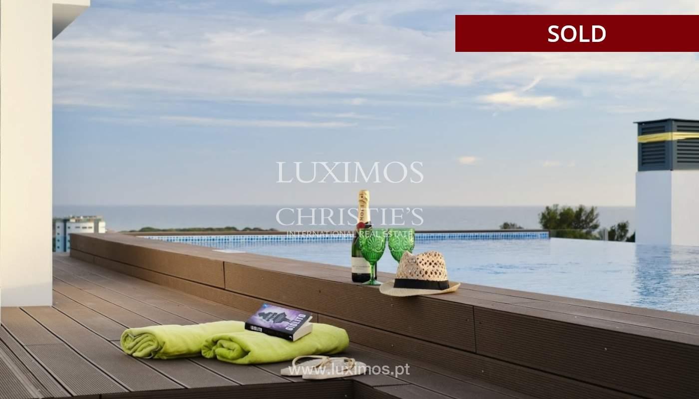 Geräumige 3-Zimmer-Wohnung, in Strandnähe, Quarteira, Algarve_151133