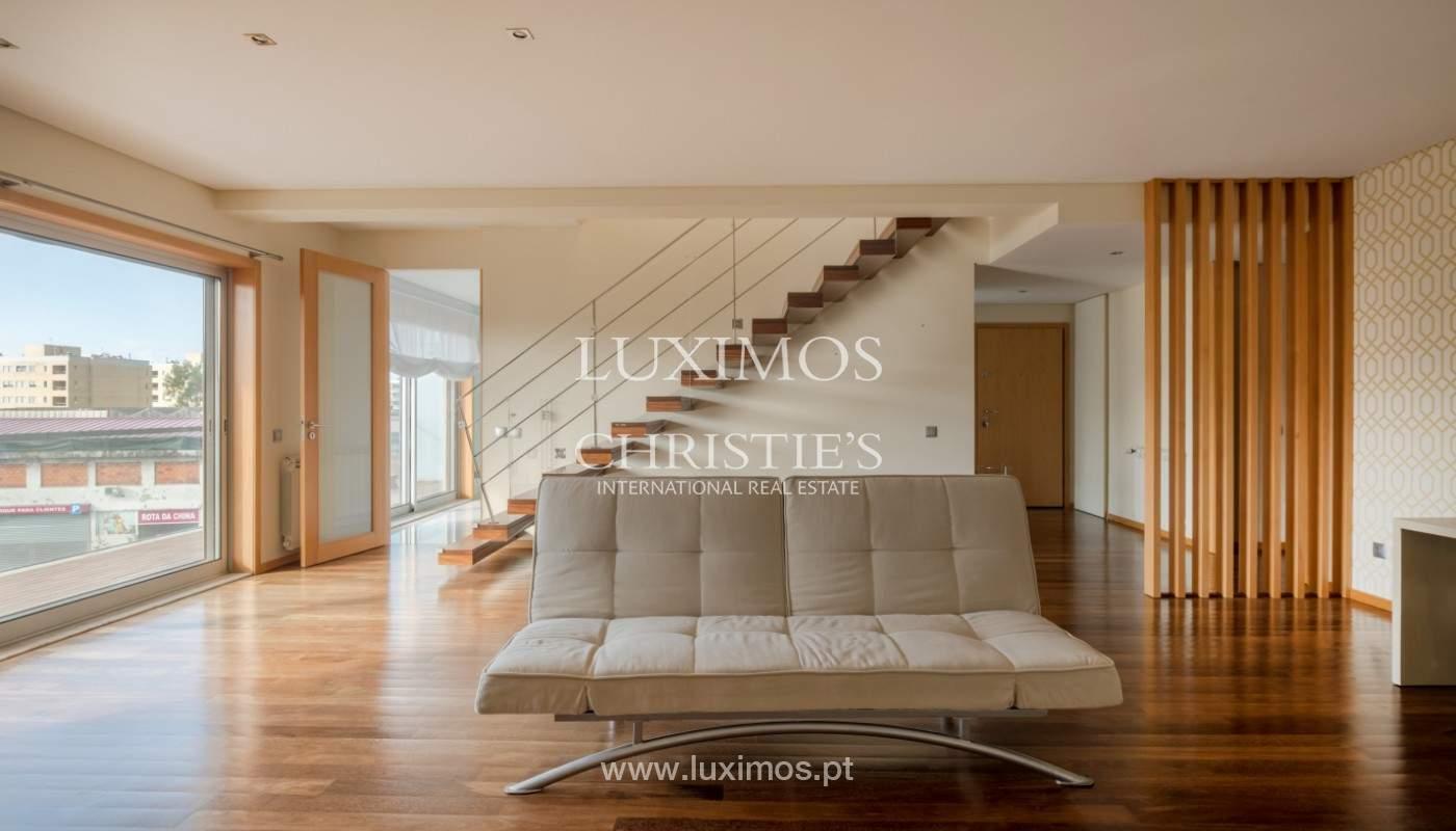 Penthouse duplex, para venda, em Ramalde_151203