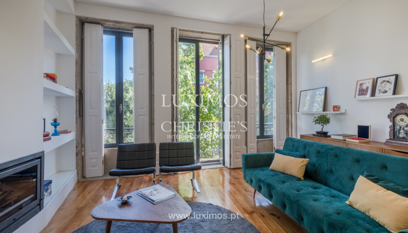 Rehabilitated house with garden, for sale, in Porto Centre, Portugal_151412