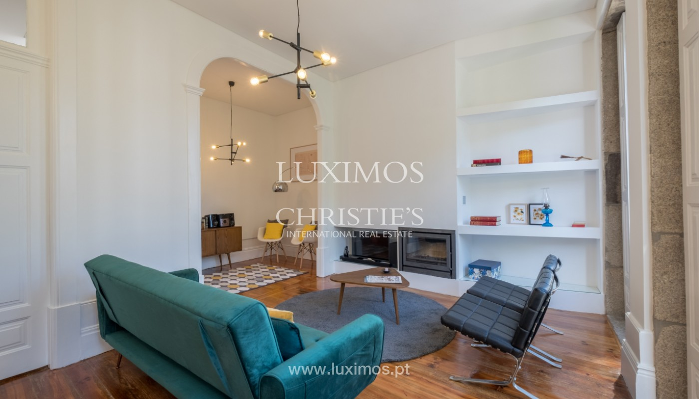Rehabilitated house with garden, for sale, in Porto Centre, Portugal_151416