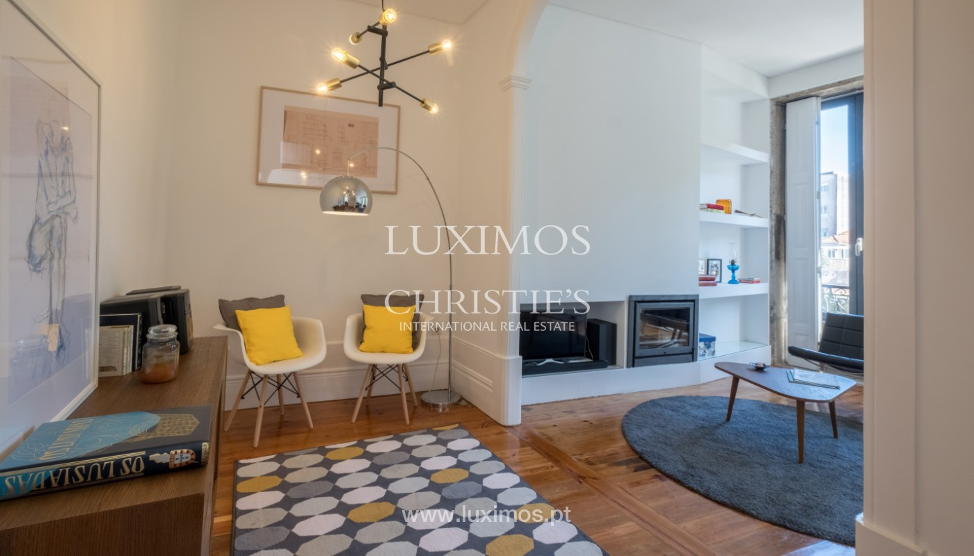 Rehabilitated house with garden, for sale, in Porto Centre, Portugal_151419