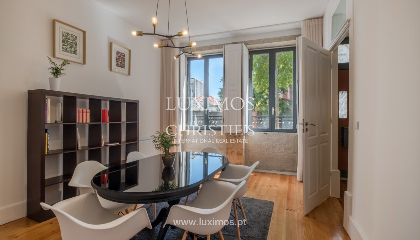 Rehabilitated house with garden, for sale, in Porto Centre, Portugal_151426