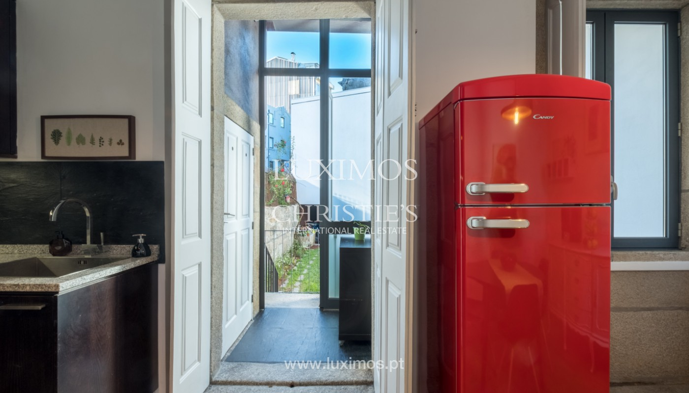 Rehabilitated house with garden, for sale, in Porto Centre, Portugal_151433