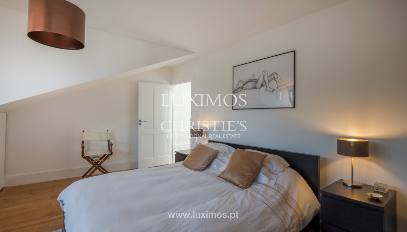 Rehabilitated house with garden, for sale, in Porto Centre, Portugal_151444
