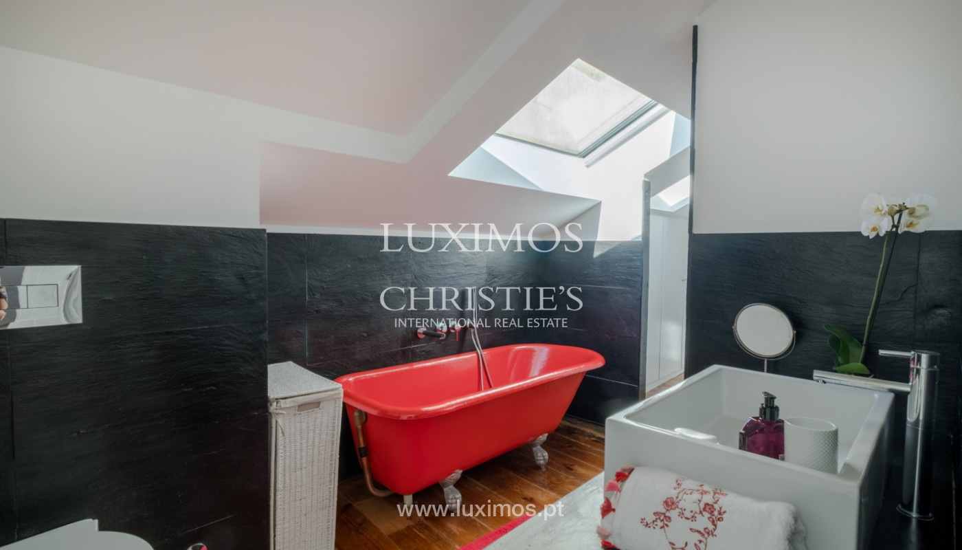 Rehabilitated house with garden, for sale, in Porto Centre, Portugal_151449