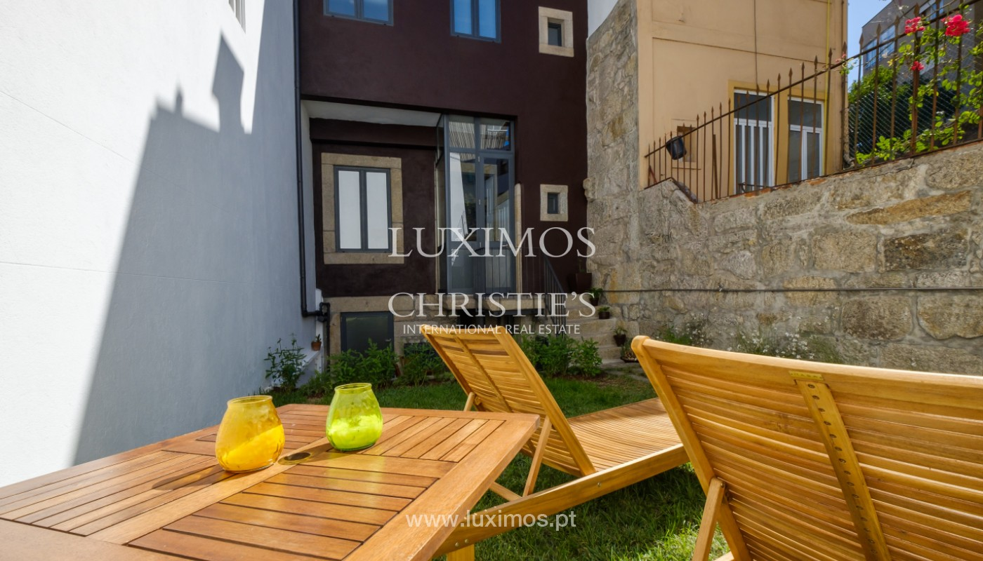 Rehabilitated house with garden, for sale, in Porto Centre, Portugal_151468