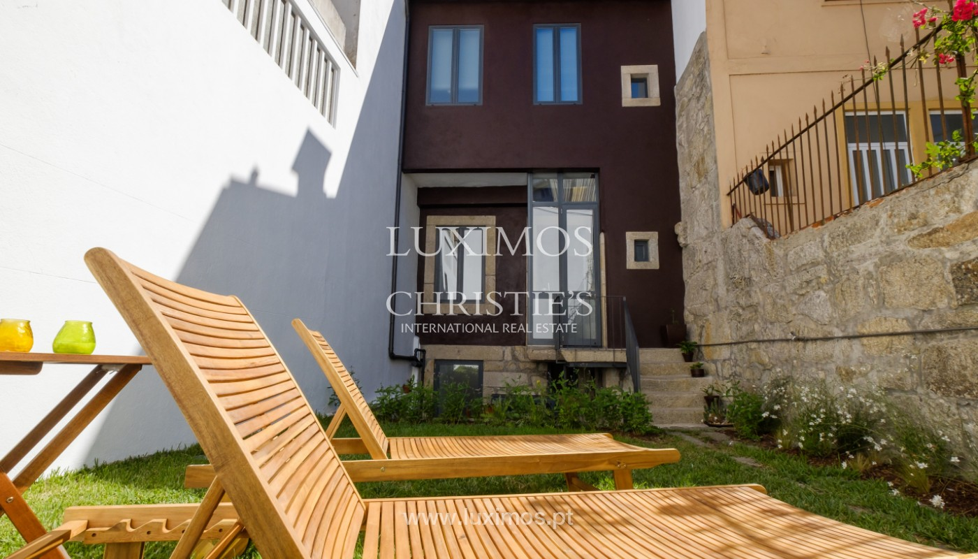 Rehabilitated house with garden, for sale, in Porto Centre, Portugal_151472