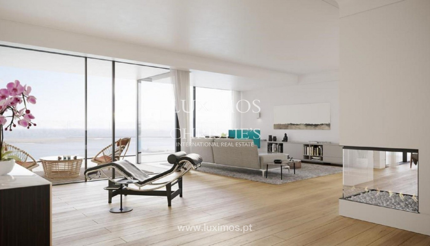 Apartment with terrace and river views, for sale, Porto, Portugal_151515