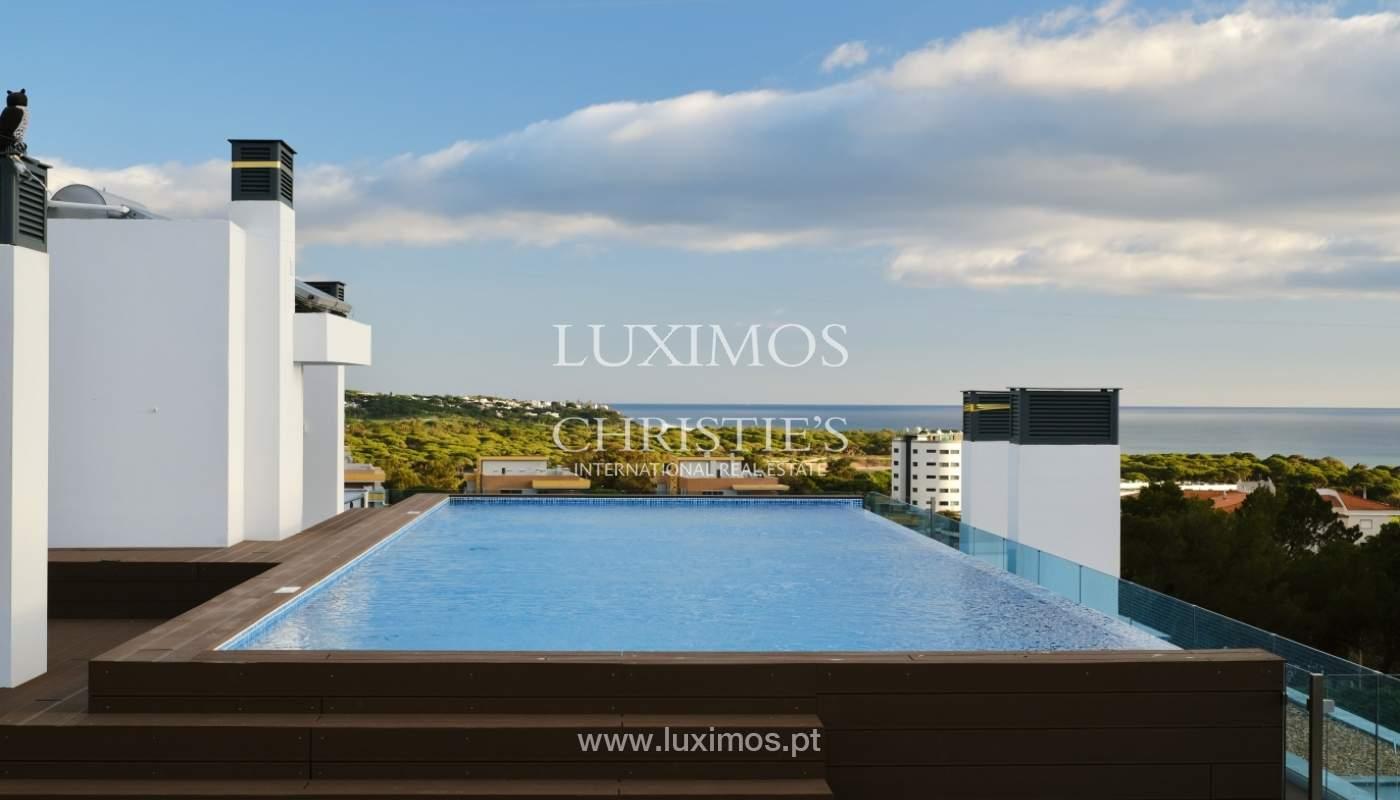 Espaçoso apartamento T3, perto da praia, Quarteira, Algarve_151571