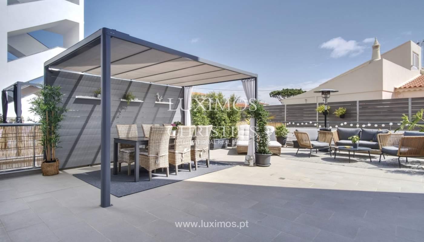 Espaçoso apartamento T3, perto da praia, Quarteira, Algarve_151576