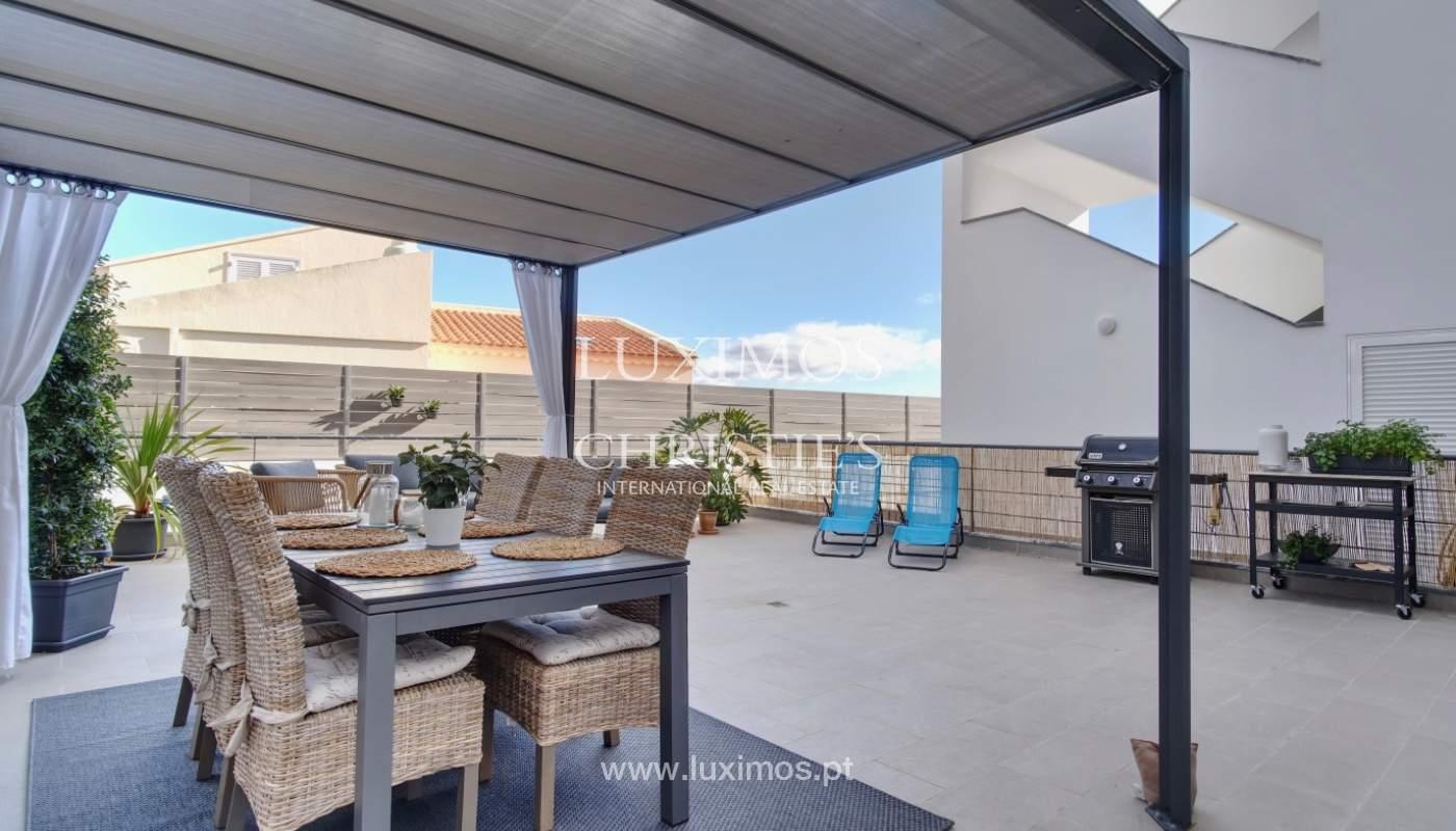 Espaçoso apartamento T3, perto da praia, Quarteira, Algarve_151577