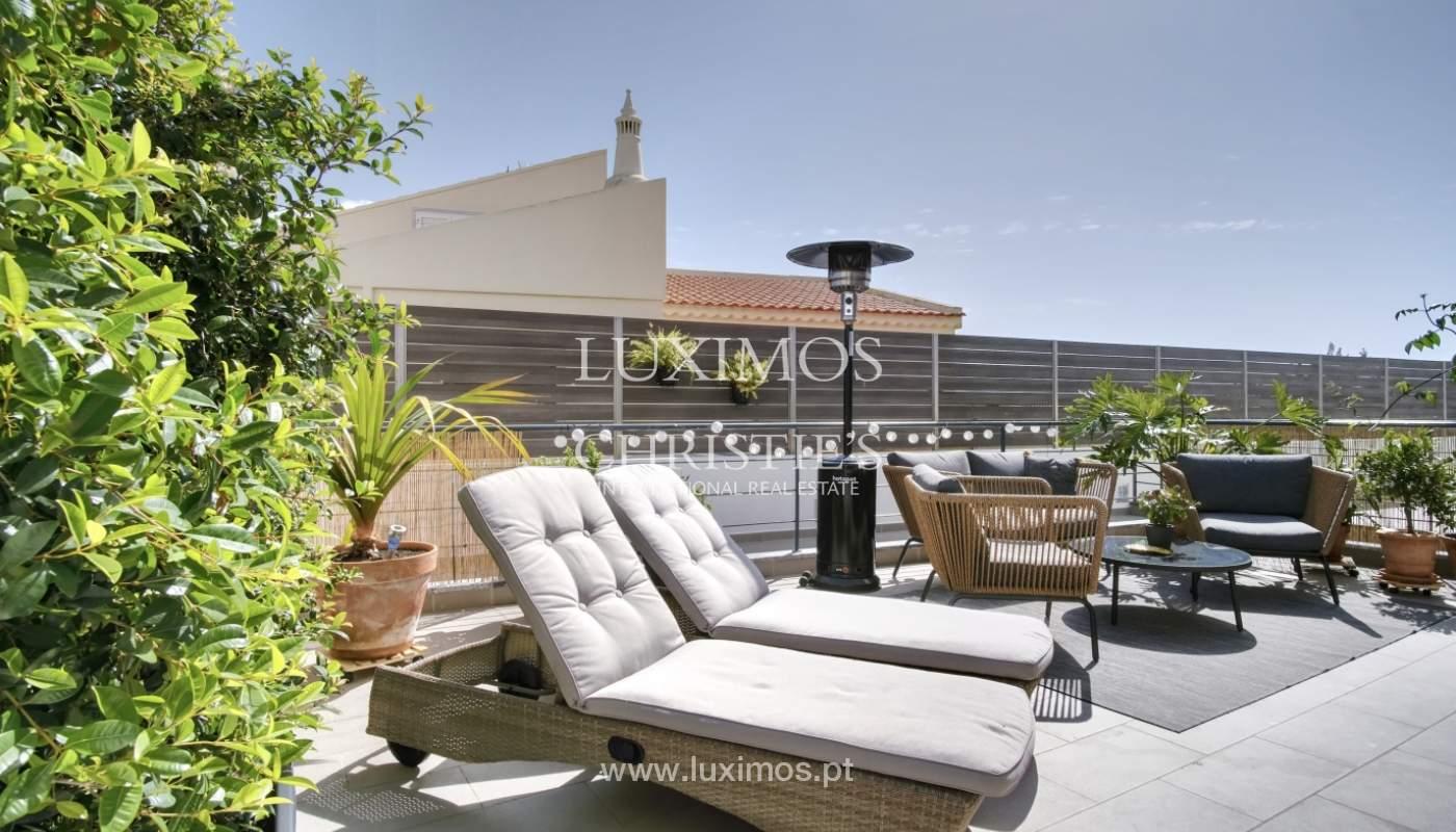 Espaçoso apartamento T3, perto da praia, Quarteira, Algarve_151578