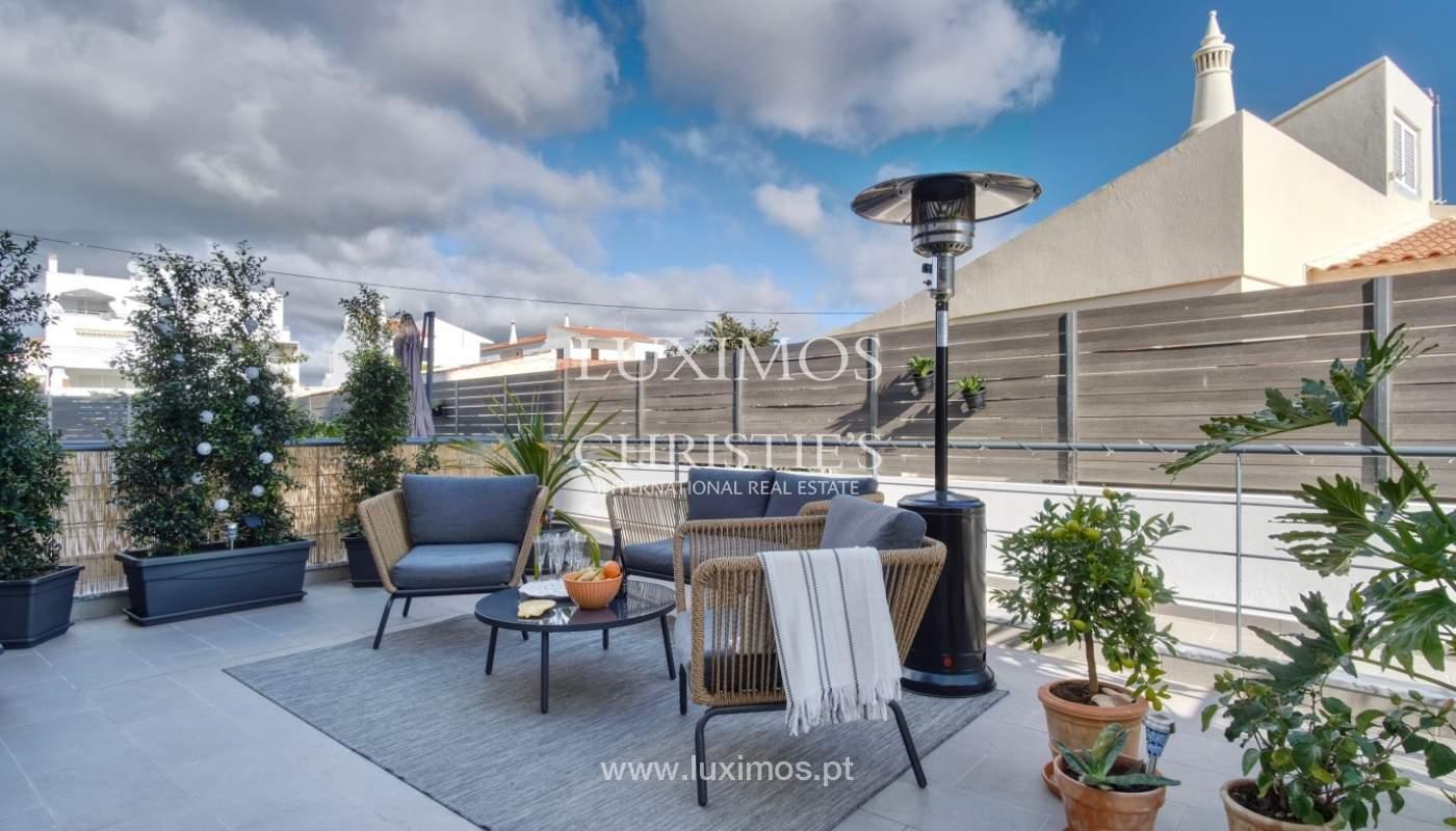 Espaçoso apartamento T3, perto da praia, Quarteira, Algarve_151579