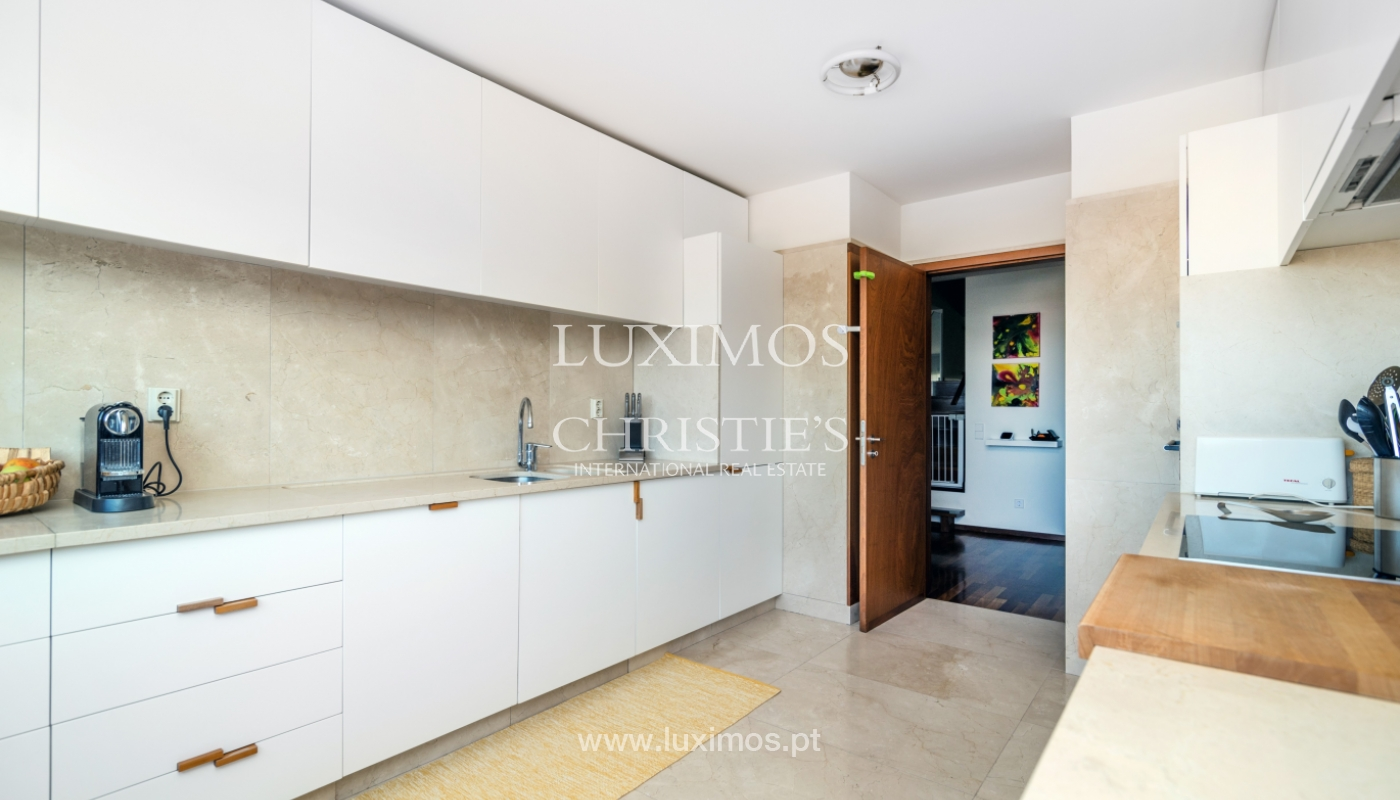 Penthouse duplex with terrace, for sale, in Ramalde, Porto, Portugal_151620