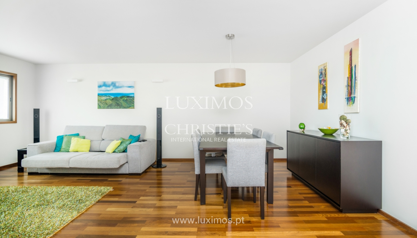 Penthouse duplex with terrace, for sale, in Ramalde, Porto, Portugal_151623