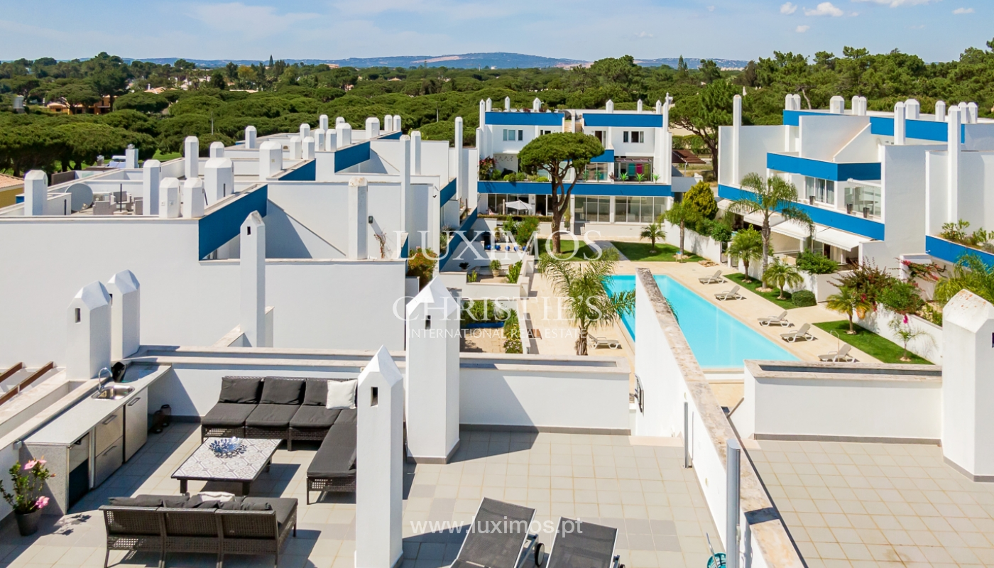 Duplex Apartment 4 Bedrooms, Vilamoura, Algarve_151881