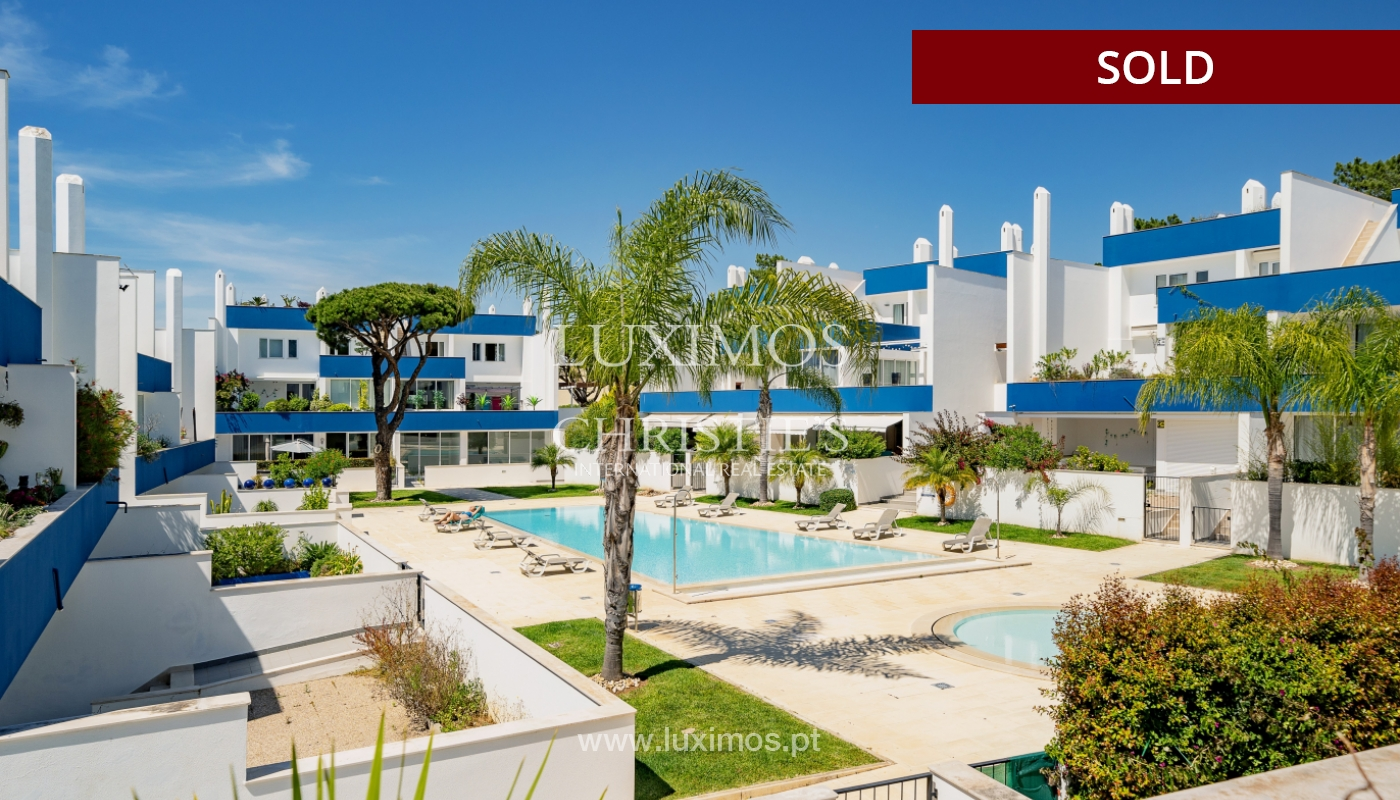 Duplex Apartment 4 Bedrooms, Vilamoura, Algarve_151889