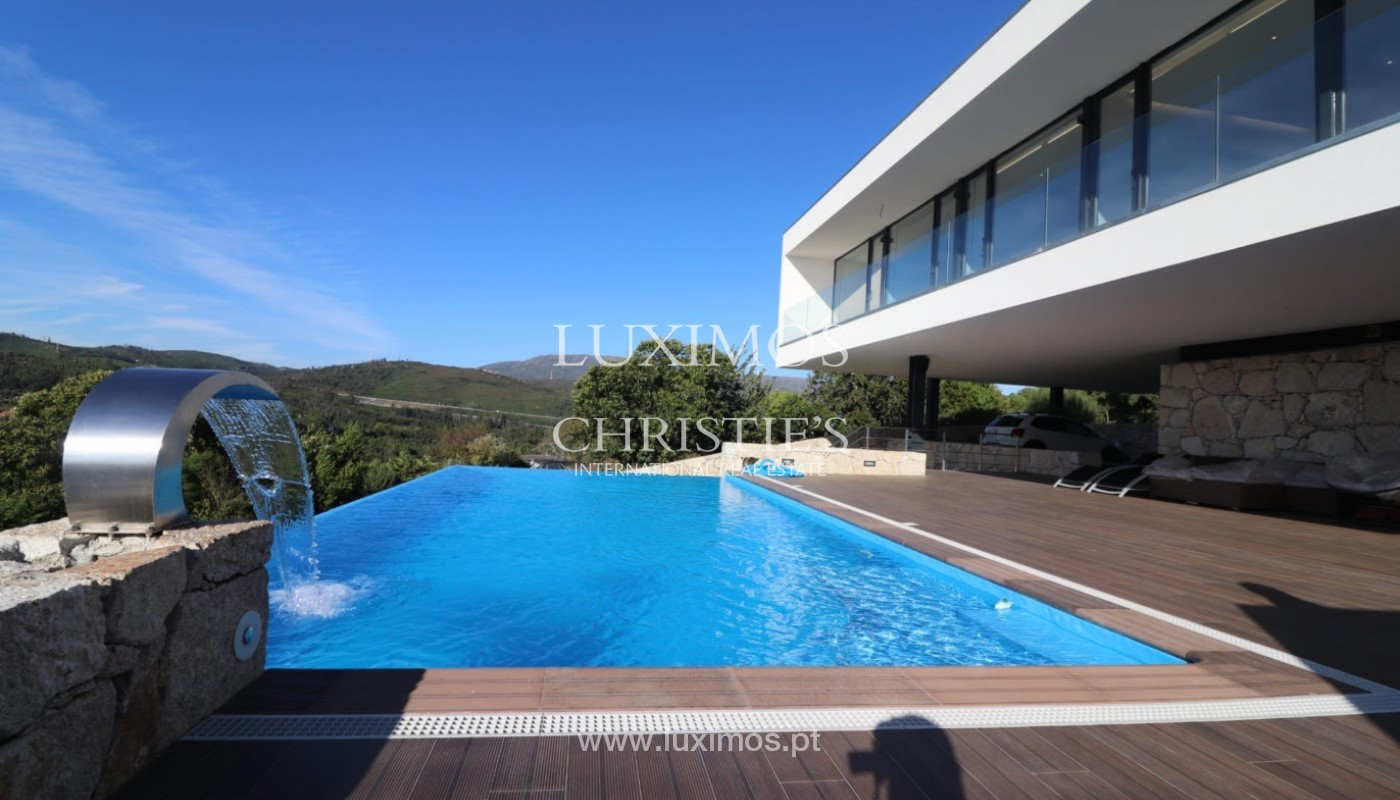 New luxury villa, for sale, in Freixieiro de Soutelo, V. Castelo, Portugal_151930