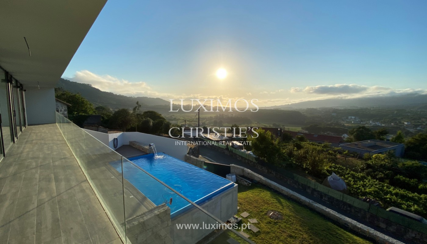 New luxury villa, for sale, in Freixieiro de Soutelo, V. Castelo, Portugal_151933