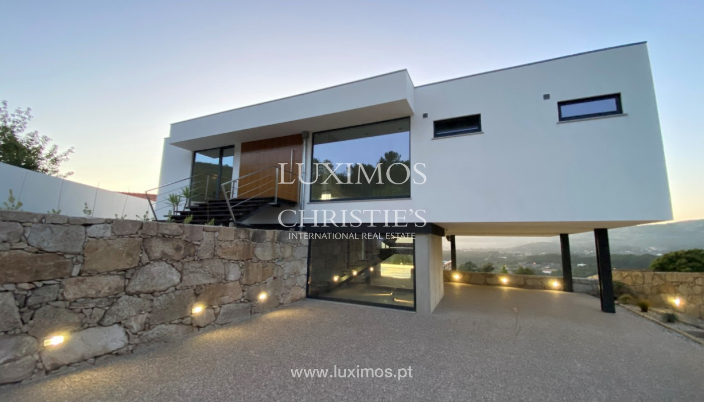 New luxury villa, for sale, in Freixieiro de Soutelo, V. Castelo, Portugal_151934