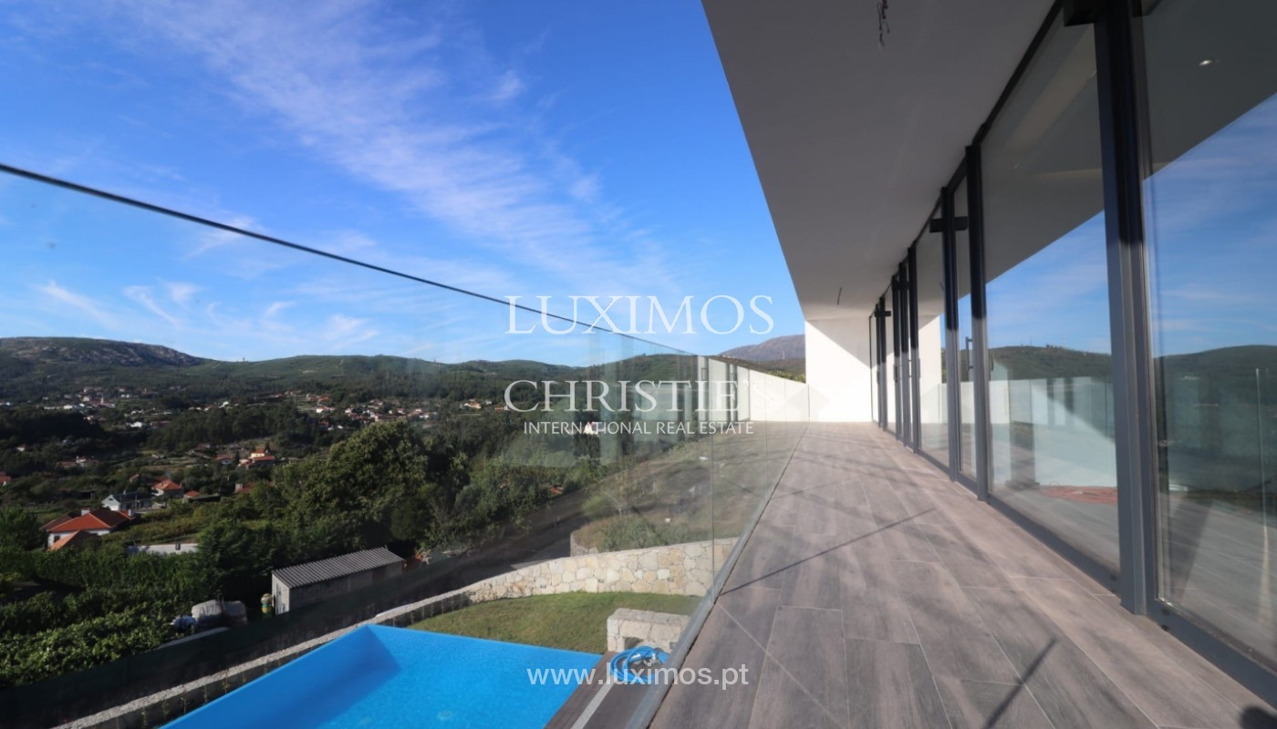 New luxury villa, for sale, in Freixieiro de Soutelo, V. Castelo, Portugal_151942
