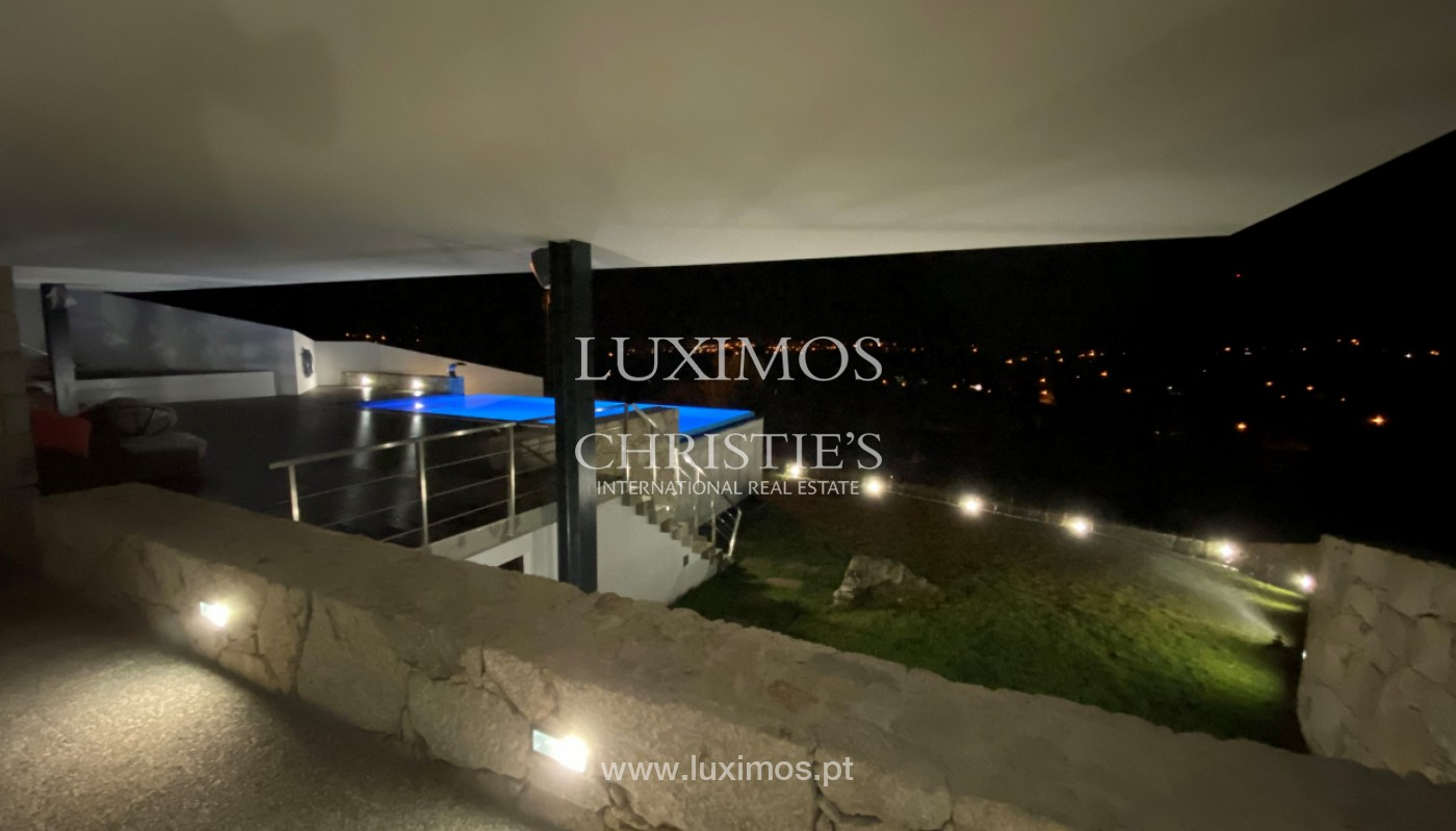 New luxury villa, for sale, in Freixieiro de Soutelo, V. Castelo, Portugal_151943
