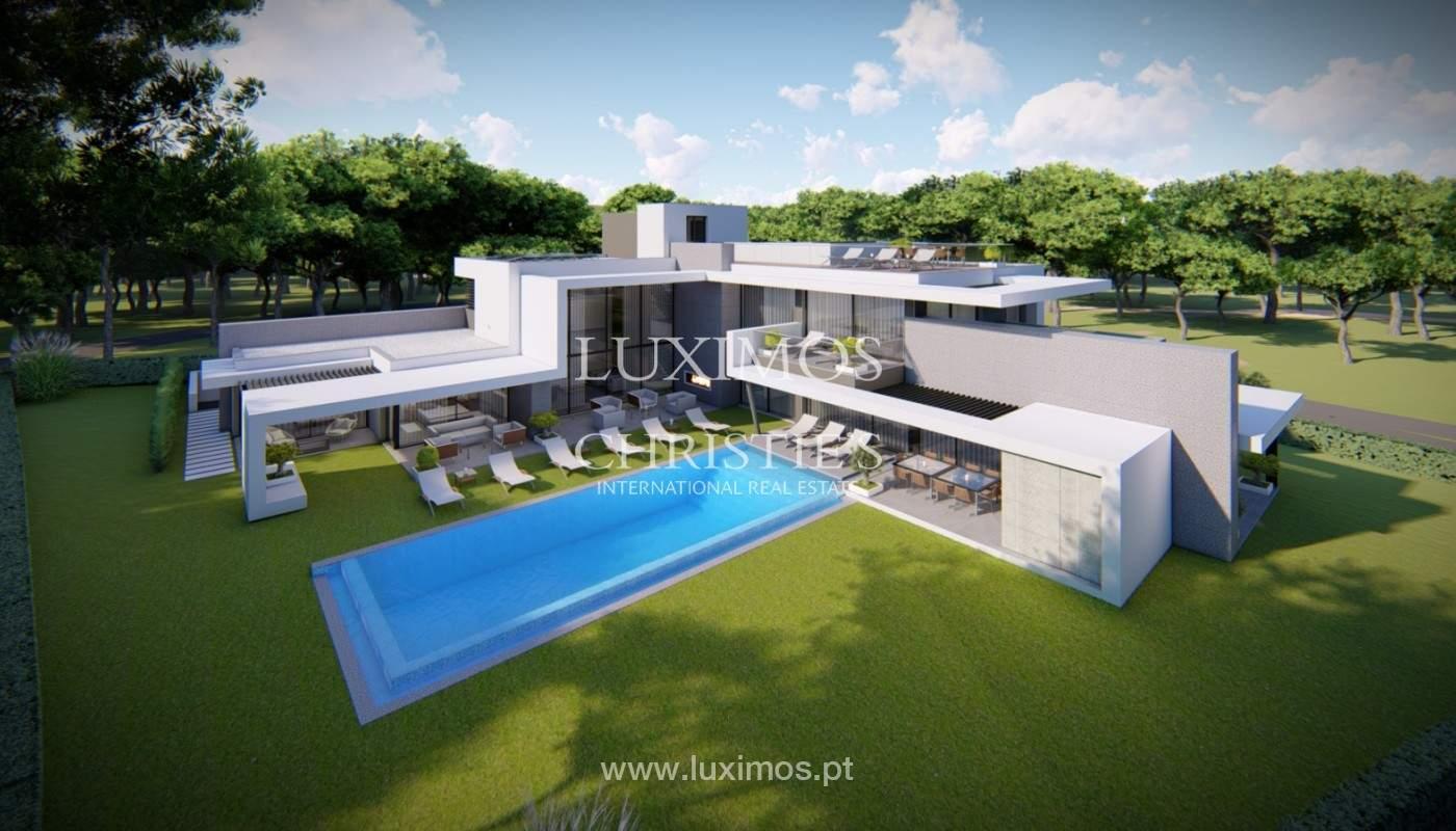 Grundstück mit Projekt für Villa V4, Vale do Lobo, Algarve_151944