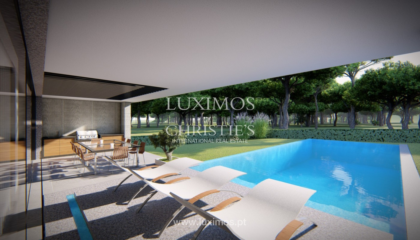 Moradia com piscina e jardim, Vale do Lobo, Algarve_151945