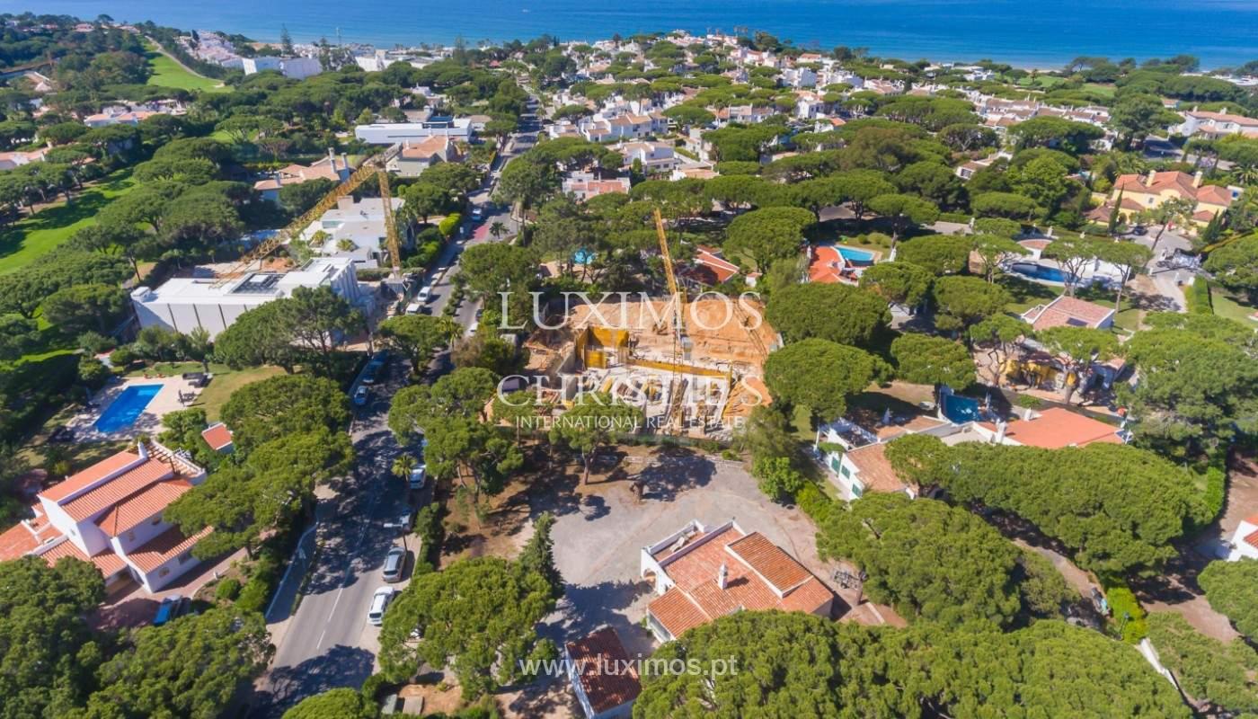 Grundstück mit Projekt für Villa V4, Vale do Lobo, Algarve_151947