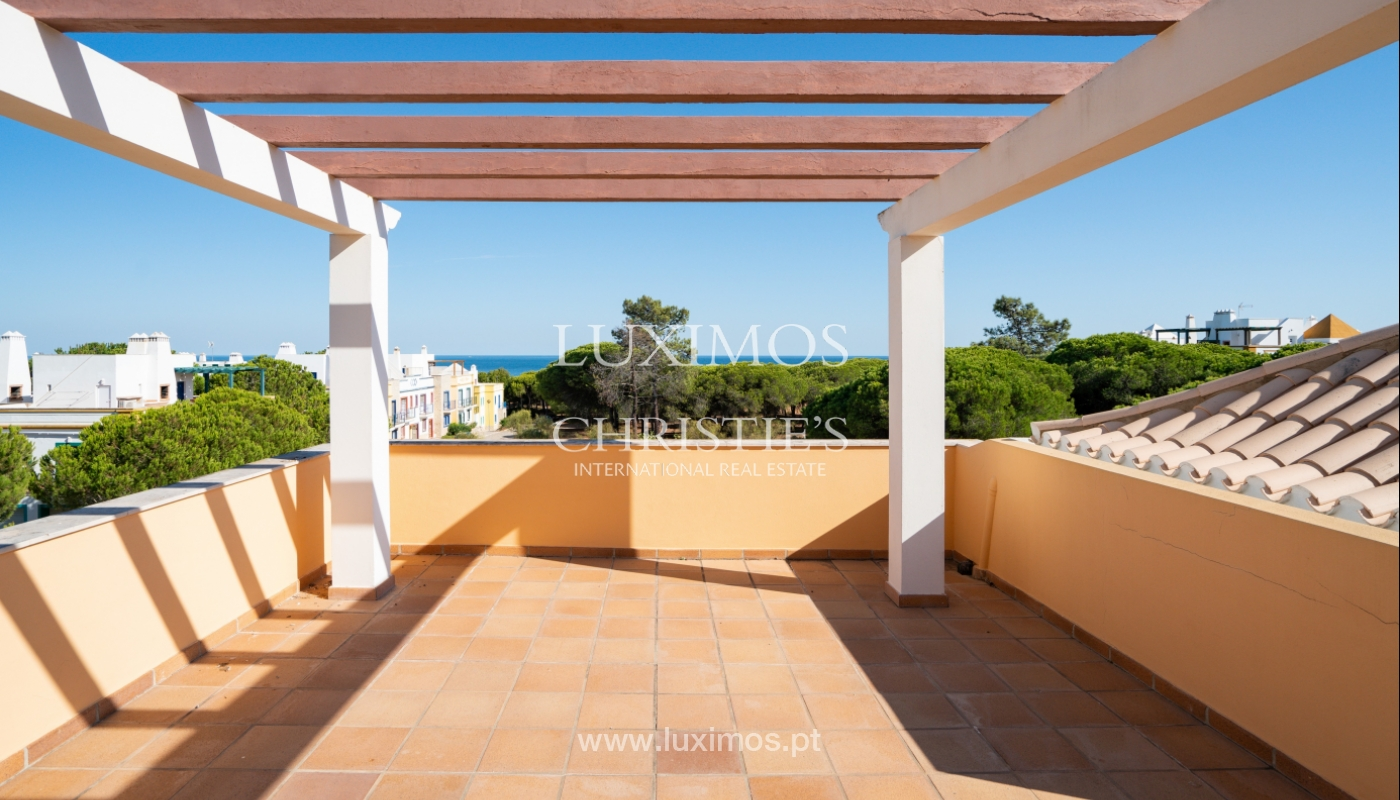 5 Bedroom Villa, with sea view, Praia Verde, Castro Marim, Algarve_151974