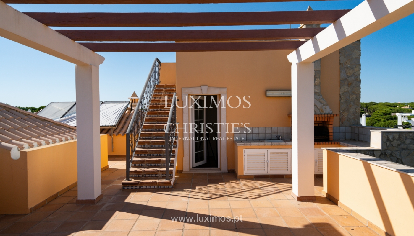 5 Bedroom Villa, with sea view, Praia Verde, Castro Marim, Algarve_151977