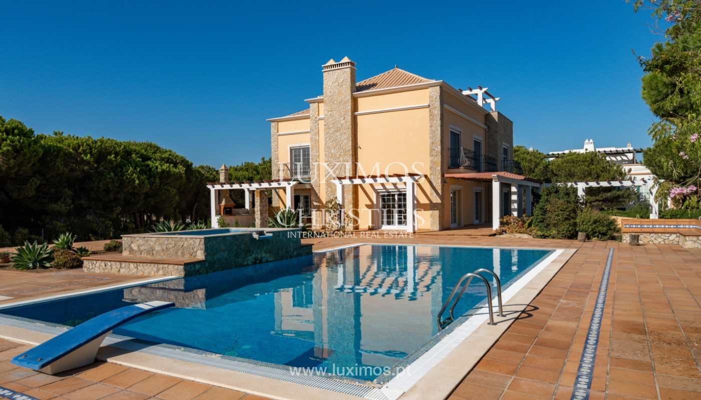 5 Bedroom Villa, with sea view, Praia Verde, Castro Marim, Algarve_151993