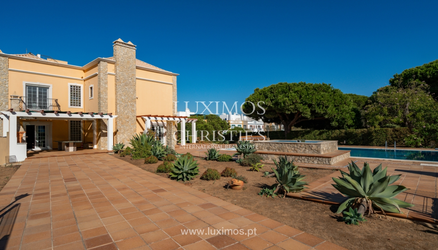 5 Bedroom Villa, with sea view, Praia Verde, Castro Marim, Algarve_151997