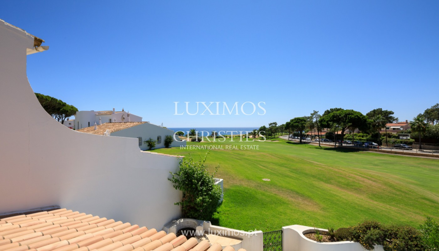 Sale of villa with sea view and golf, in Vale do Lobo, Algarve_152001