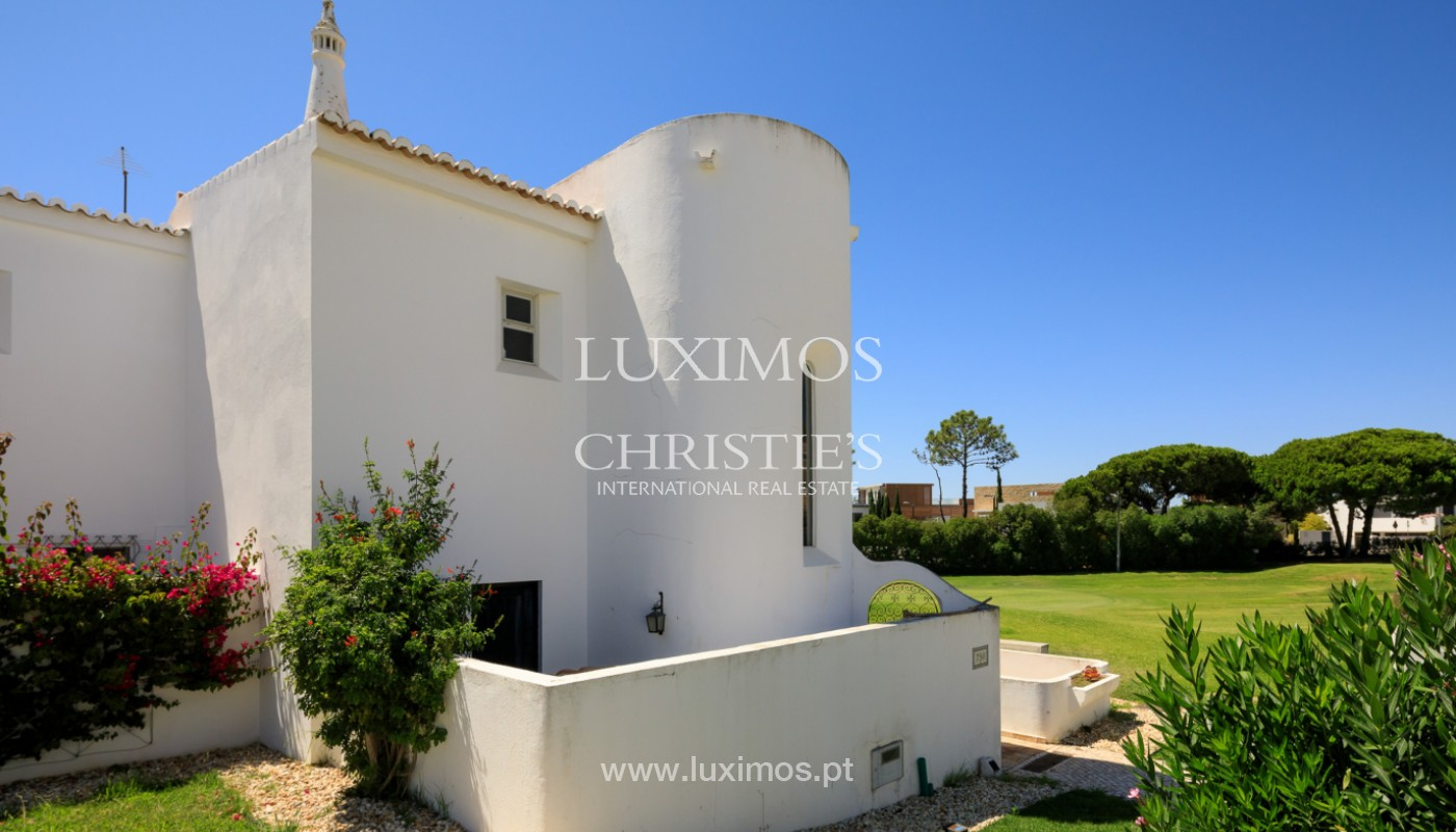 Sale of villa with sea view and golf, in Vale do Lobo, Algarve_152002