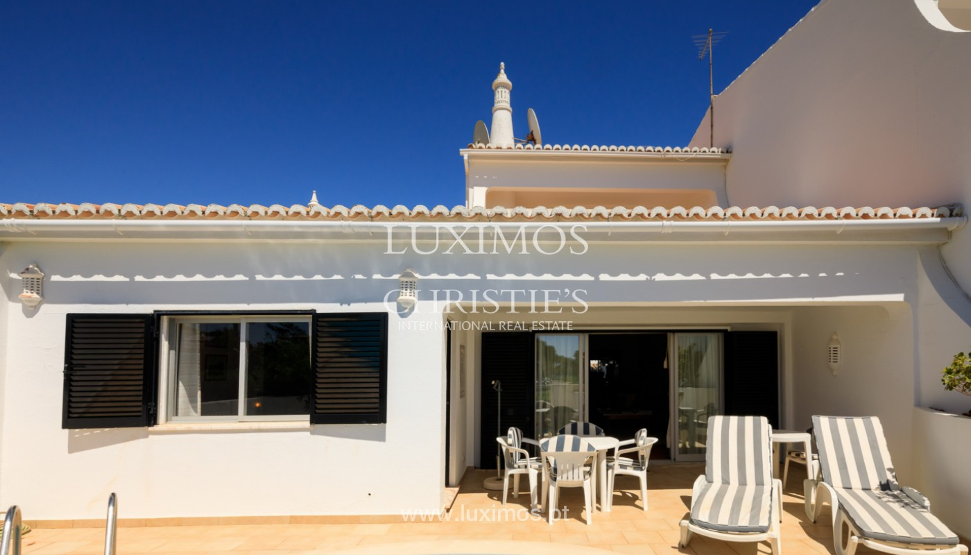 Sale of villa with sea view and golf, in Vale do Lobo, Algarve_152004