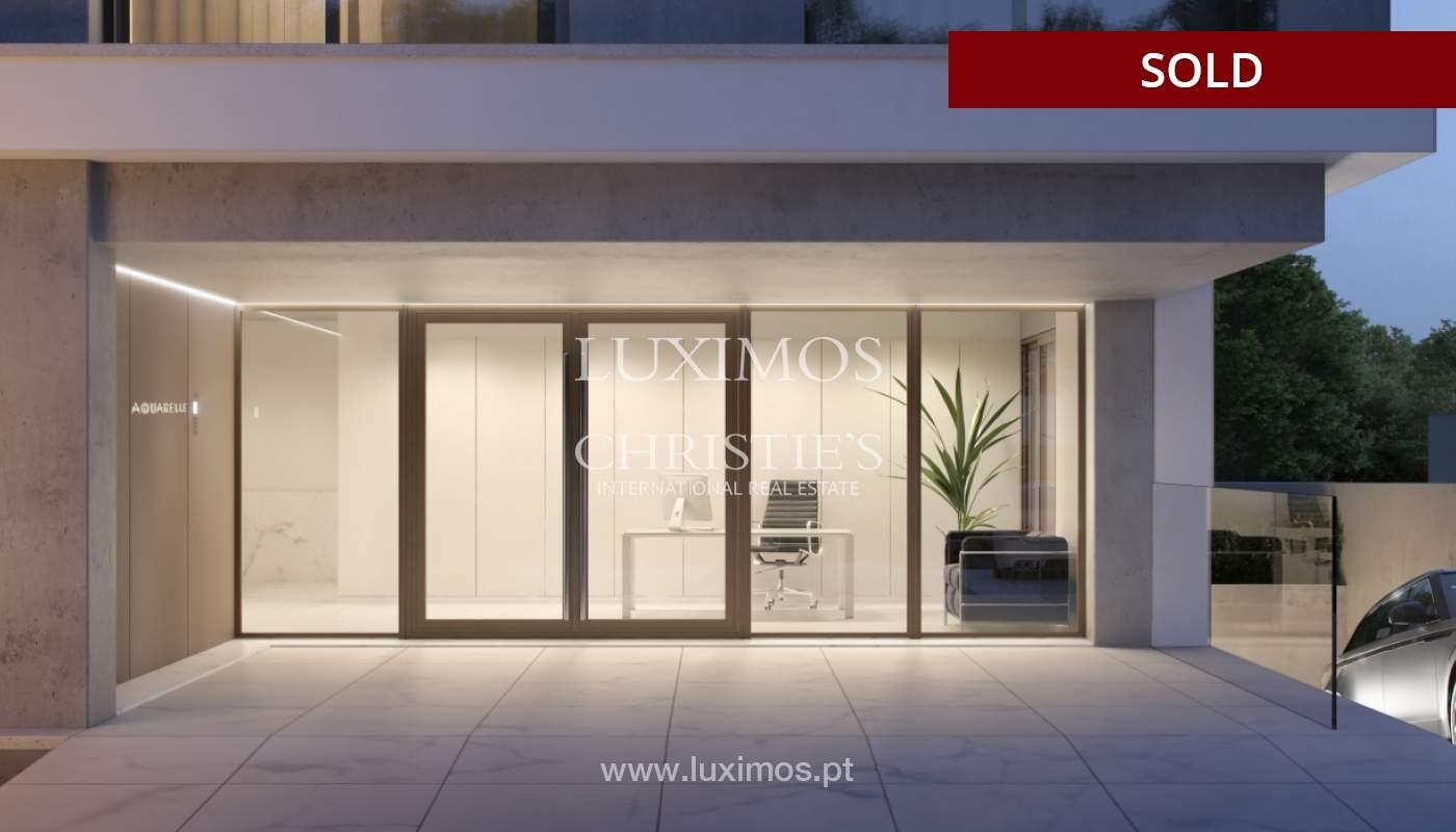 Verkauf der neuen Wohnung T1 mit Balkon, Pinhais Foz, Porto, Portugal_152033