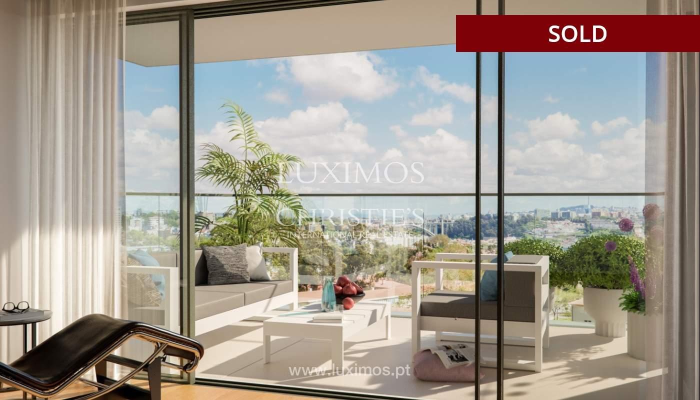 Verkauf der neuen Wohnung T1 mit Balkon, Pinhais Foz, Porto, Portugal_152035
