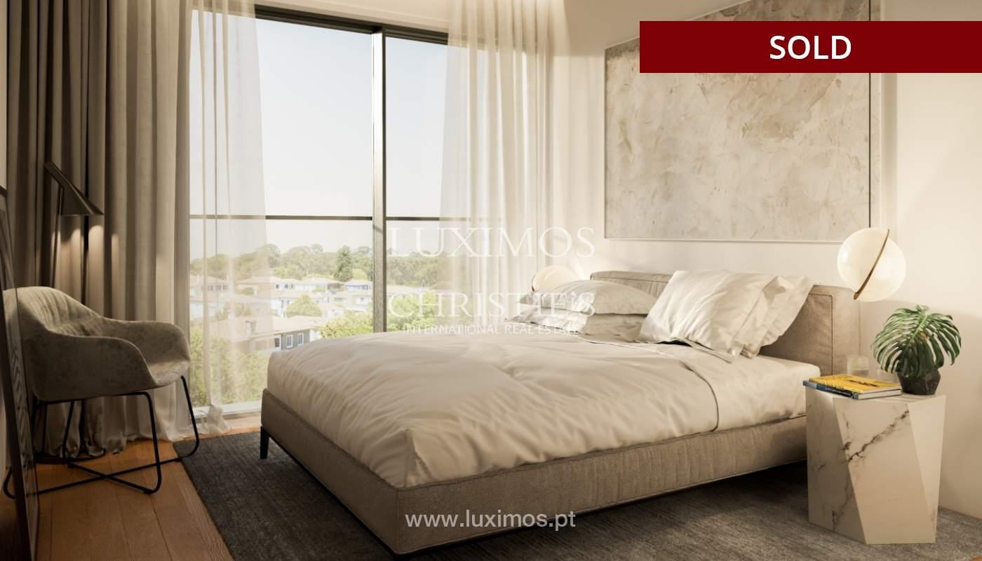 Verkauf der neuen Wohnung T1 mit Balkon, Pinhais Foz, Porto, Portugal_152036