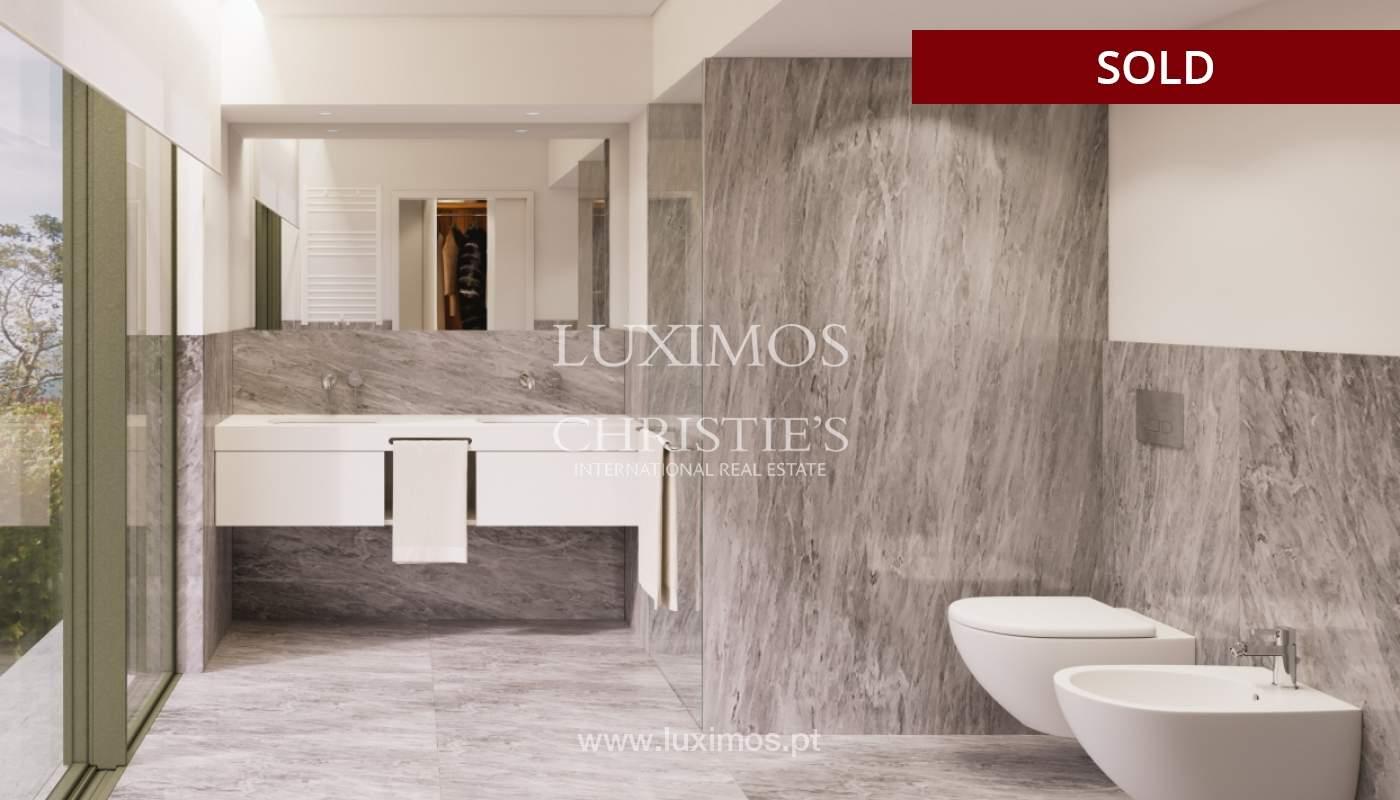 Verkauf der neuen Wohnung T1 mit Balkon, Pinhais Foz, Porto, Portugal_152037