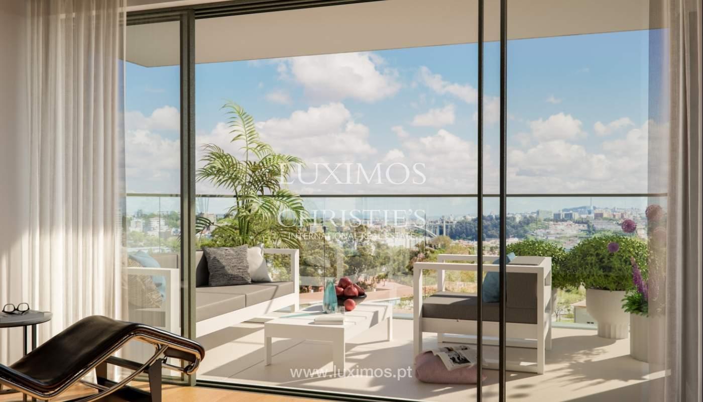 Sale of new apartment T4 with balcony, Pinhais da Foz, Porto, Portugal_152056