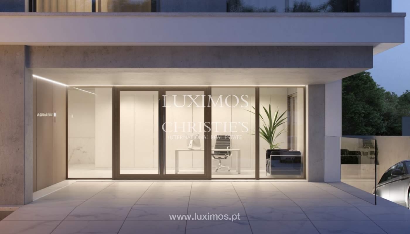 Sale of new apartment T4 with balcony, Pinhais da Foz, Porto, Portugal_152058