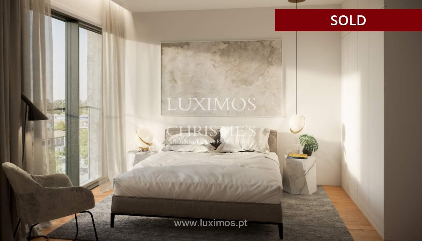 Sale of new apartment T3 with balcony, Pinhais da Foz, Porto, Portugal_152062