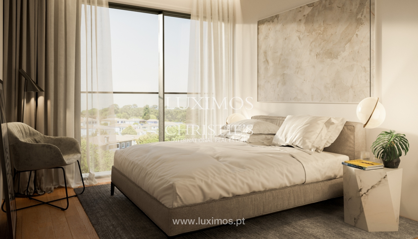 Venta de apartamento nuevo T4 con balcón, en Pinhais da Foz, Porto, Portugal_152065
