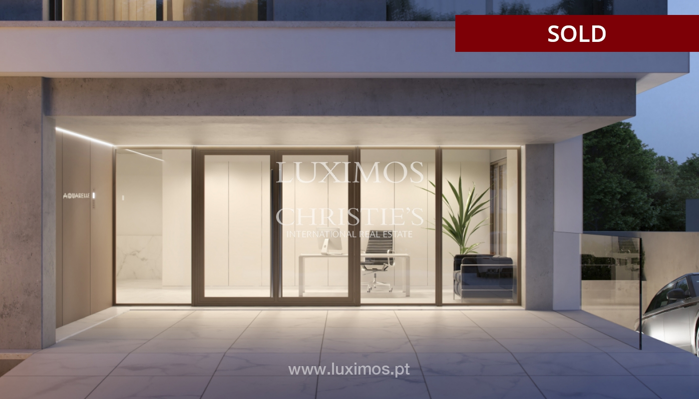 Sale of new apartment T3 with balcony, Pinhais da Foz, Porto, Portugal_152073