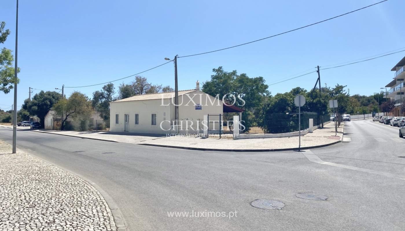 Moradia Terrea V3, com quintal, para venda, Loulé, Algarve_152208