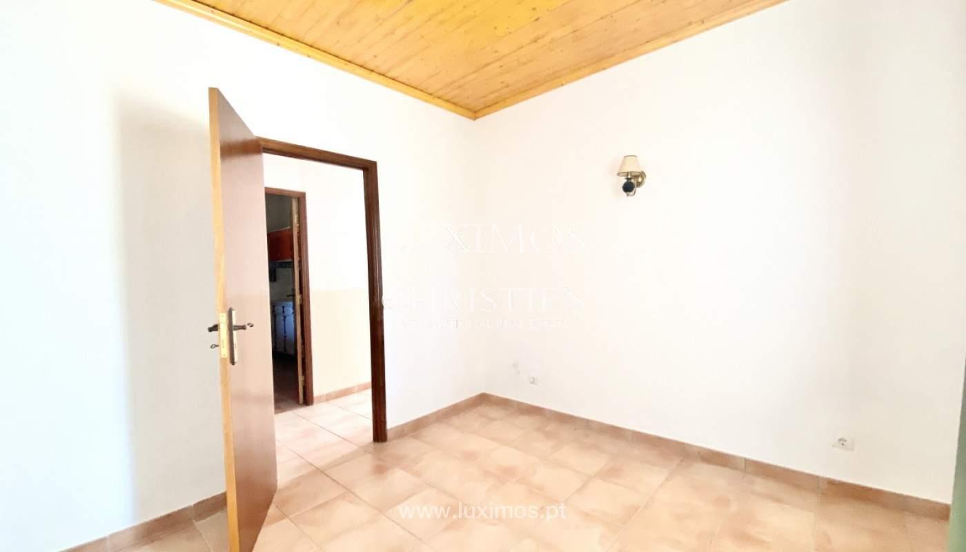 Moradia Terrea V3, com quintal, para venda, Loulé, Algarve_152213