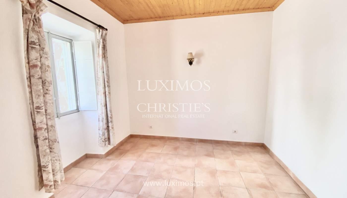 Moradia Terrea V3, com quintal, para venda, Loulé, Algarve_152214